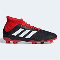 Ghete de fotbal adidas Predator 18.1 FG pentru copii