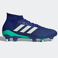 Ghete de fotbal adidas Predator 18.1 SG pentru Barbati