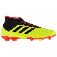 Ghete de fotbal adidas Predator 18.2 FG pentru Barbati