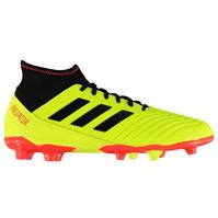 Ghete de fotbal adidas Predator 18.3 FG pentru Barbati