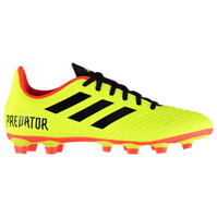 Ghete de fotbal adidas Predator 18.4 FG pentru Barbati