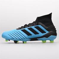 Ghete de fotbal adidas Predator 19.1 FG pentru Barbati