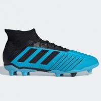 Ghete de fotbal adidas Predator 19.1 FG pentru copii