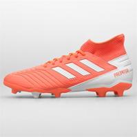 Ghete de fotbal adidas Predator 19.3 FG pentru femei