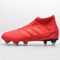 Ghete de fotbal adidas Predator 19.3 SG pentru copii
