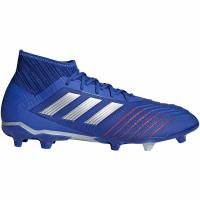 Ghete de fotbal Adidas Predator 192 FG albastru BB8111 barbati