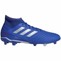 Ghete de fotbal Adidas Predator 193 FG albastru BB8112 barbati