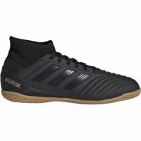 Ghete de fotbal Adidas Predator 193 IN negru G25805 pentru copii
