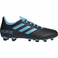 Ghete de fotbal Adidas Predator 194 FxG negru And albastru F35598