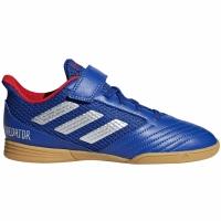 Ghete de fotbal Adidas Predator 194 IN SALA albastru CM8550 copii