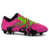 Ghete de fotbal adidas X 15.1 FG pentru Barbati