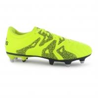 Ghete de fotbal adidas X 15.3 din piele SG pentru Barbati