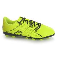 Ghete de fotbal adidas X 15.4 FG pentru Copii