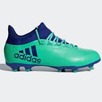 Ghete de fotbal adidas X 17.1 FG pentru copii