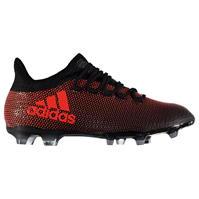 Ghete de fotbal adidas X 17.2 FG pentru Barbati