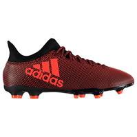 Ghete de fotbal adidas X 17.3 FG pentru Barbati