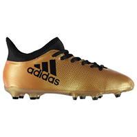 Ghete de fotbal adidas X 17.3 FG pentru Copii