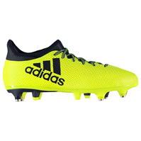 Ghete de fotbal adidas X 17.3 gazon sintetic pentru copii