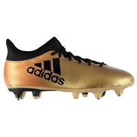 Ghete de fotbal adidas X 17.3 SG pentru Barbati