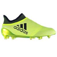 Ghete de fotbal adidas X 17 Plus Purespeed FG pentru Barbati