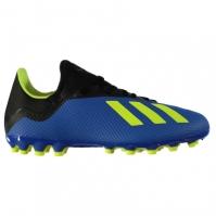 Ghete de fotbal adidas X 18.3 AG pentru Barbati