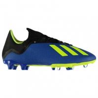 Ghete de fotbal adidas X 18.3 FG pentru Barbati