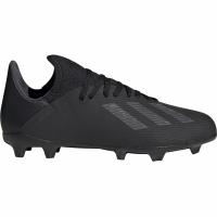 Ghete de fotbal Adidas X 193 FG negru F35364 pentru copii