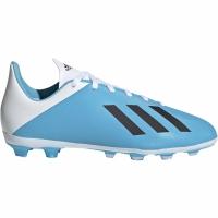 Ghete de fotbal Adidas X 194 FxG albastru And alb F35361 pentru copii