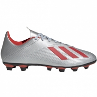 Ghete de fotbal Adidas X 194 FxG Silver F35379 barbati