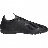 Ghete de fotbal Adidas X 194 gazon sintetic negru F35343 pentru barbati