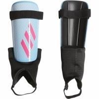 Ghete de fotbal Adidas X Club albastru roz DY0087 adidas teamwear pentru femei