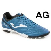 Ghete de fotbal Joma Aguila 704 Royal gazon sintetic