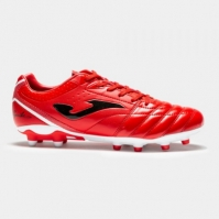 Ghete de fotbal Joma Aguila Gol 906 rosu Firm Ground