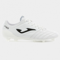 Ghete de fotbal Joma Numero-10 Pro 902 alb Firm Ground