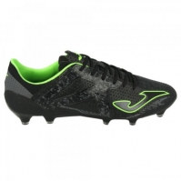 Ghete de fotbal Joma Supercopa 801 negru Firm Ground