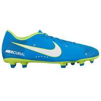 Ghete de fotbal Nike Mercurial Vortex Neymar FG pentru Barbati copii