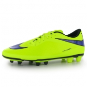 Ghete de fotbal Nike Hypervenom Phade FG pentru Barbati