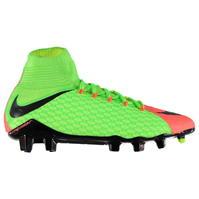 Ghete de fotbal Nike Hypervenom III 3 Phatal Dynamic Fit FG pentru Barbati
