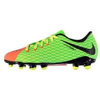 Ghete de fotbal Nike Hypervenom III 3 Phinish FG pentru copii