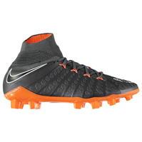 Ghete de fotbal Nike Hypervenom Phantom Elite DF FG pentru copii