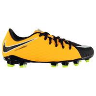 Ghete de fotbal Nike Hypervenom Phelon 3 FG pentru Copii