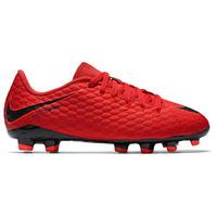 Ghete de fotbal Nike Hypervenom Phelon FG pentru copii