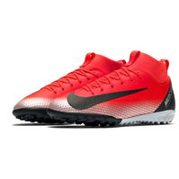Ghete de fotbal Nike Mercurial Superfly Academy CR7 DF FG pentru copii