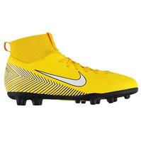 Ghete de fotbal Nike Mercurial Superfly Club Neymar DF FG pentru copii copii