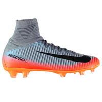 Ghete de fotbal Nike Mercurial SuperFly CR7 FG pentru copii
