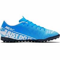 Ghete de fotbal Nike Mercurial Vapor 13 Academy gazon sintetic AT7996 414 pentru barbati