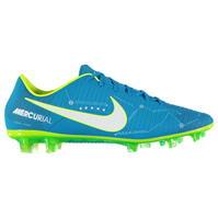 Ghete de fotbal Nike Mercurial Veloce Neymar FG pentru Barbati copii