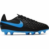 Ghete de fotbal Nike Tiempo Legend 8 Club FG MG AT5881 004 pentru copii