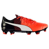 Ghete de fotbal Puma Evo Power 3.3 FG Juniors