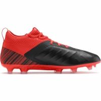 Ghete de fotbal Puma One 52 FG AG rosu negru 105618 01 pentru femei